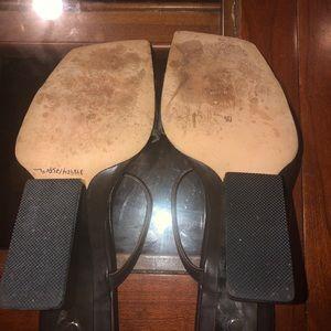 Fendi Shoes - Vintage Fendi Zucca Sandal Heel